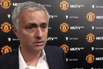 Mourinho rues the absence of this two stars