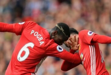 Mkhitaryan To Start, Man United Probable line-up against Everton