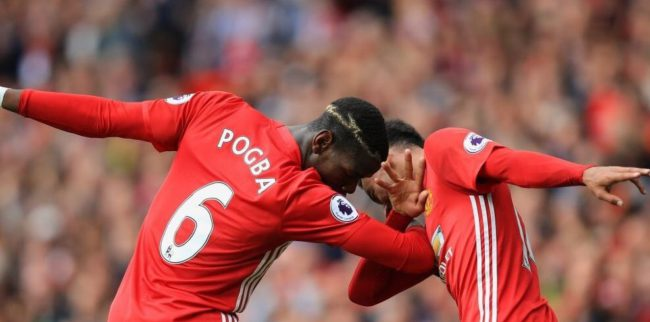 I have found the solution to Pogba's problems –  Jose Mourinho