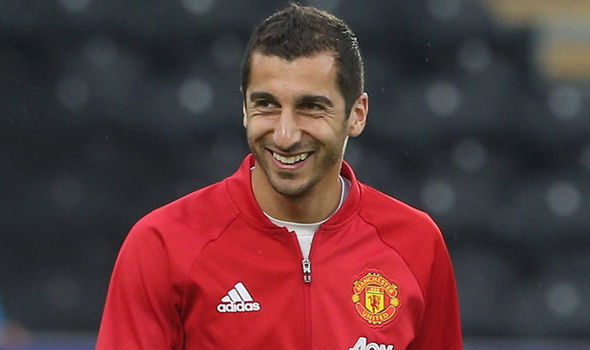 """I'm excited"" – Mkhitaryan still in celebratory mood after West Ham win"