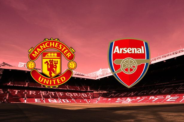 4-3-3: how United will line up against Arsenal without Ibrahimovich and Fellaini