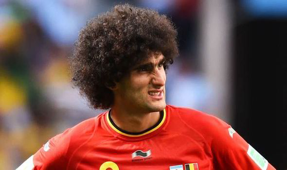 His days are numbered – Journalist claims Marouane Fellaini's deal still possible