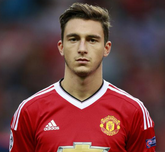 Matteo Darmian personally reveals latest update on United transfer rumours