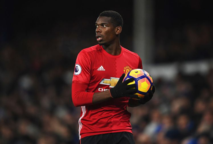 Pogba names Juventus as the most important club of his professional career till date