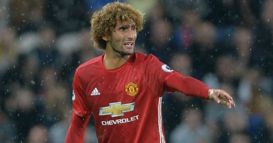 Marouane Fellaini set to break the hearts of Manchester United fans