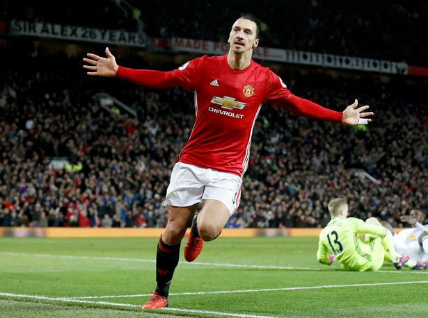 Mourinho yet again suggests Zlatan Ibrahimovic will play for Man United next season
