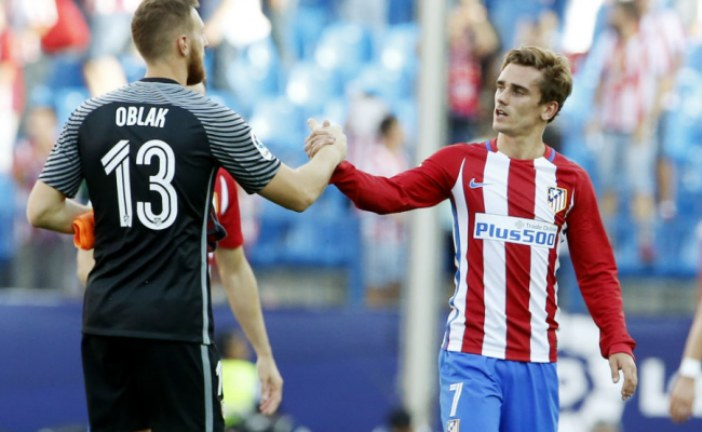 How Man United could line-up with potential signing Antoine Griezmann