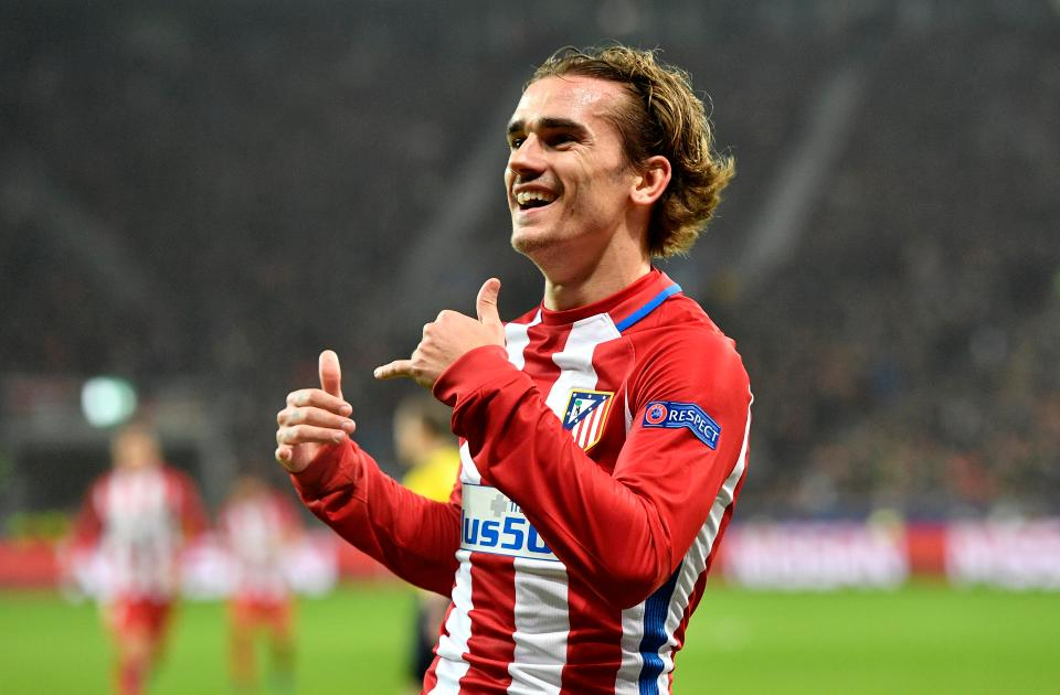Antoine Griezmann deliver latest update on possible Old Trafford move