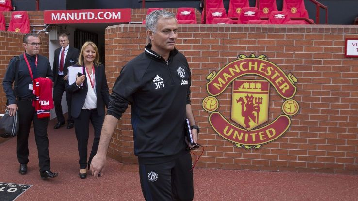 Why Jose Mourinho must revert to the 4-2-3-1 formation