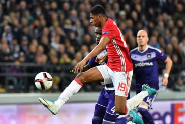 Probable Man United line-up vs Anderlecht, and latest team news