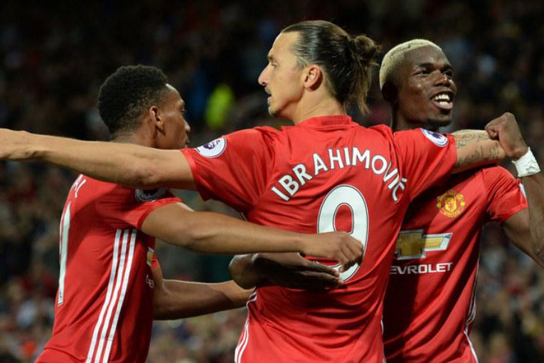 Good News:  Zlatan Ibrahimovic set to play for Manchester United next season