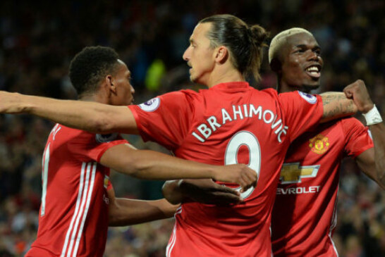 4-1-2-3 formation – Martial and Shaw starts in Man United probable line-up vs Anderlecht