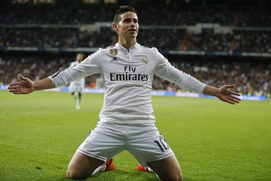 Manchester United edging closer to exciting James Rodriguez deal – report