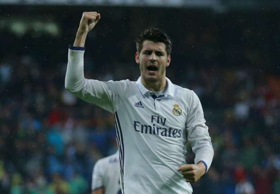 'Real Madrid to decide future of striker Alvaro Morata'