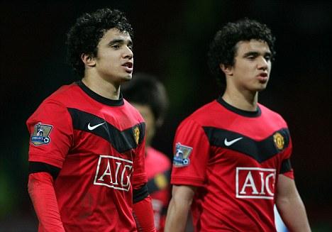 Fabio: The less successful of the da Silva twins