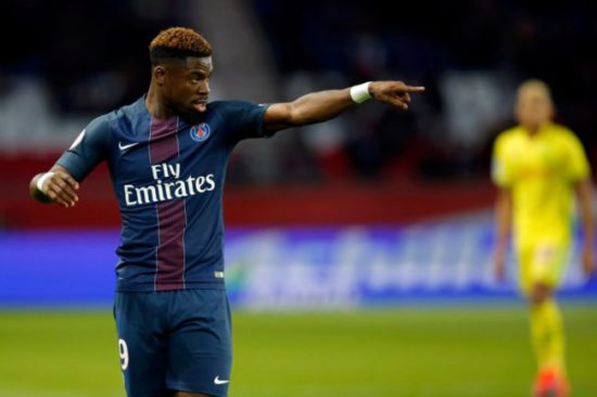 Serge Aurier close to Tottenham move
