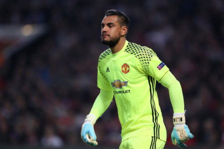 Manchester United goalkeeper Sergio Romero signs four-year extension at Old Trafford