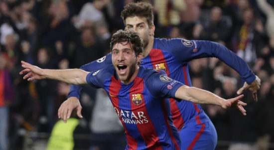 Chelsea target Sergi Roberto plans Barcelona exit: Antonio Conte offer on table