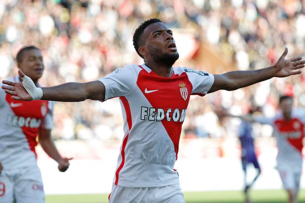Monaco winger Thomas Lemar 'wants Man Utd over Arsenal'