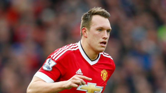 Manchester United defender Phil Jones has ankle injury - Jose Mourinho