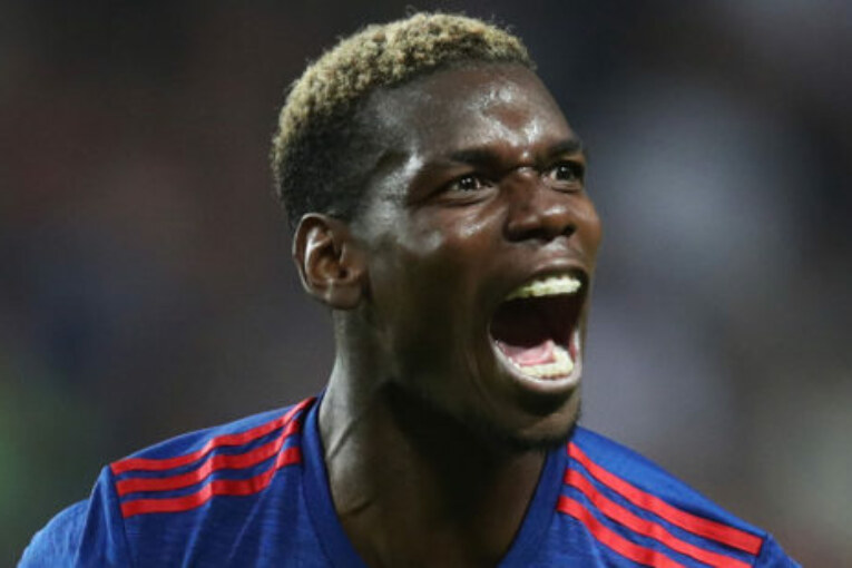 Manchester United fans react as Pogba resumes training