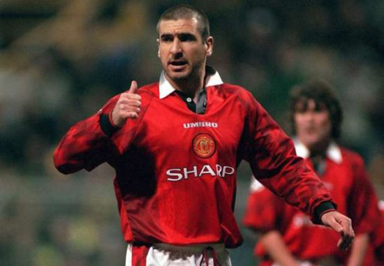 Eric Cantona: A brief stay at Manchester United yet so eventful