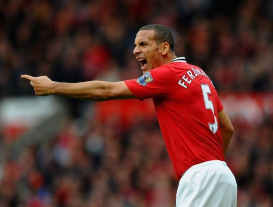 Remembering Rio Ferdinand, the Rolls-Royce defender