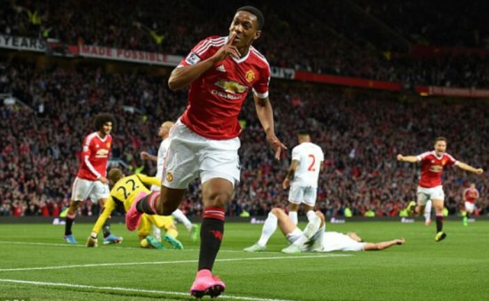 Mourinho wants Anthony Martial at Old Trafford