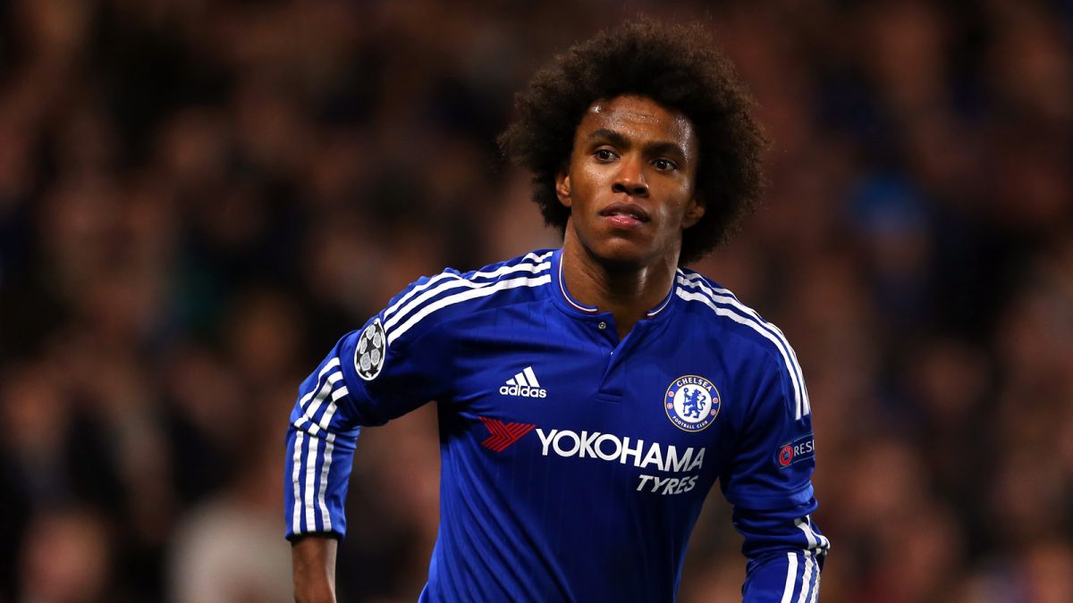 Willian to swap Chelsea for Manchester United in January?