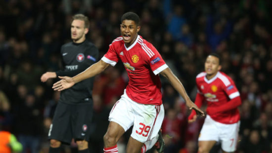 Marcus Rashford makes decision about United future