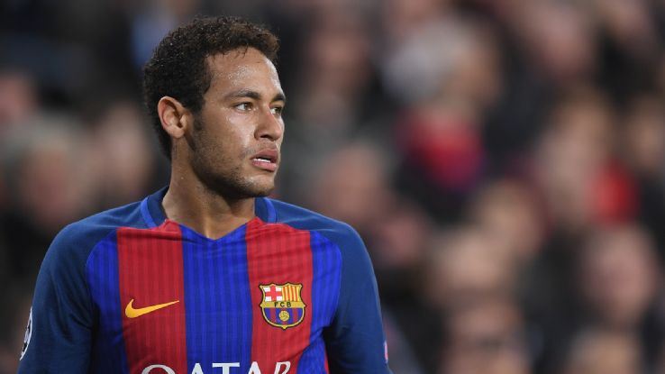 Is Neymar to Manchester United possible?
