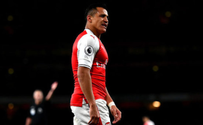 Personal terms agreed, Alexis Sanchez will complete Man United move on one condition