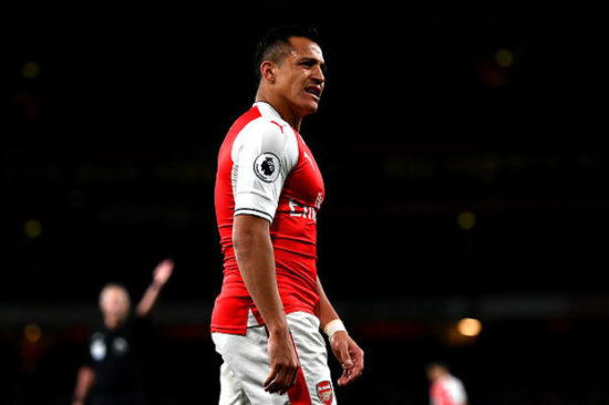Manchester United reach agreement with Alexis Sanchez