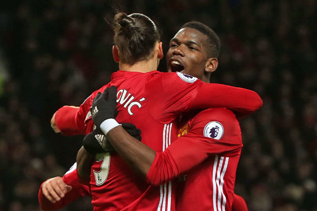 4-3-3: How Manchester United could line up without Paul Pogba