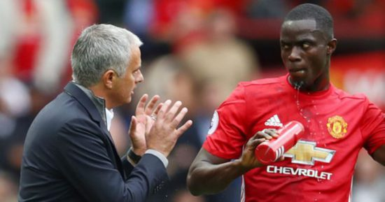 Worrying news as Mourinho delivers update on Eric Bailly