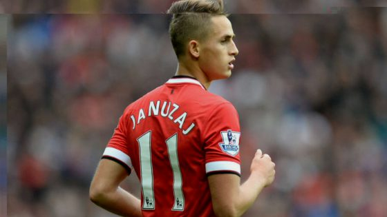 From United's No.11 to Sunderland loanee: What happened to Adnan Januzaj?