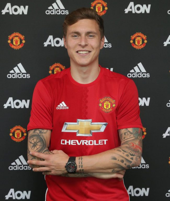 Victor Lindelof must bend to Mourinho's rules or find himself labelled a flop