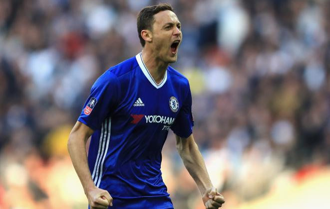 Picture: How Matic looks in Man United home jersey after completing £40m transfer