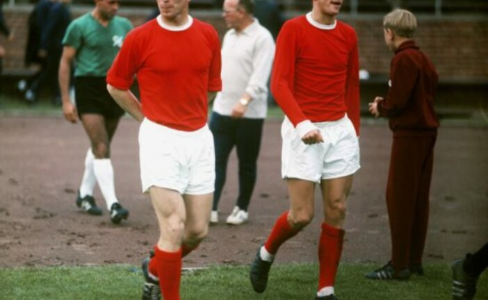 Bobby Charlton: Manchester United undisputed legend