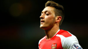 Mesut Ozil to Man United reports take a new twist