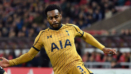 Mourinho confident of sealing Danny Rose signing in January – report