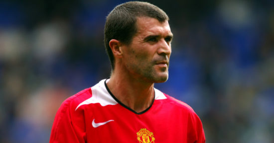 Roy Keane: The Irishman who took to Manchester with his heart.