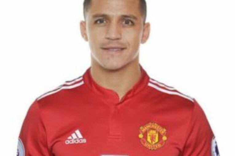 Picture: Alexis Sanchez looks good in Man United home jersey if he completes bargain move