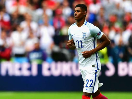 'Top top quality' – Man United fans react to Rashford's performance for England