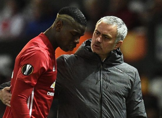 "He has fifteen lungs"" Paul Pogba hails Chelsea star"