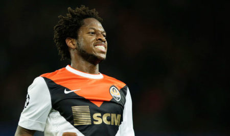 Fred: United made a big bid for me