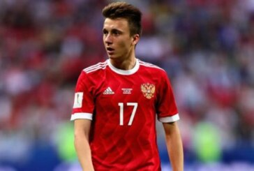 Aleksandr Golovin attending English classes amid Manchester United interest