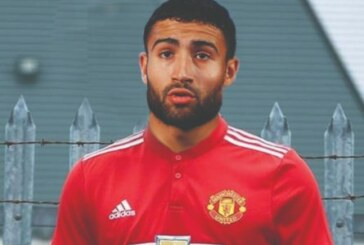 Picture: How Nabil Fekir will look in Man United shirt if he completes shock move