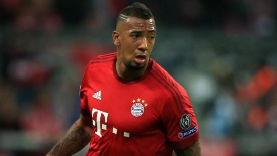 Mourinho sanctions move for Jerome Boateng – report