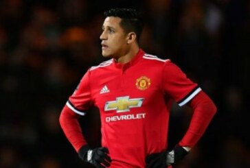 It's time to place Alexis Sanchez on the bench